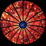 Stained Glass Dome #113