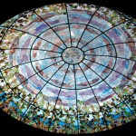 Stained Glass Dome #115