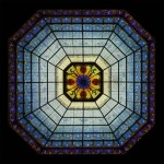 Stained Glass Dome #120