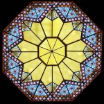 Stained Glass Dome #123